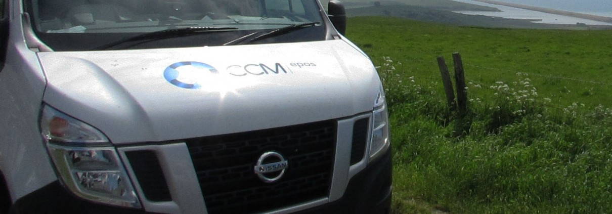 CCM EPOS on the road