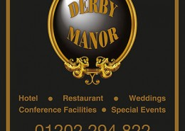 CCM EPOS installation at Derby Manor Hotel